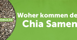 Wir sind der Frage auf den Grund gegangen, woher deine Chia Samen kommen