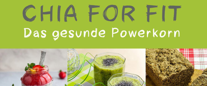 Auszug Coverbild Chia for fit