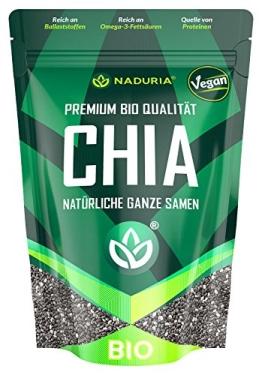 Naduria BIO  Premium Chia Samen - 500g