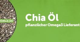 Chia Öl Vorstellung